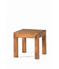 Mesa rincón rustica madera