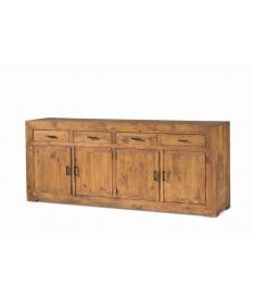Cómoda rustica madera