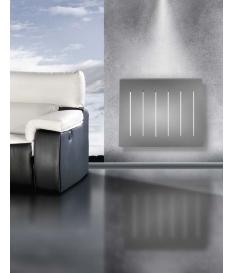 Cubreradiador aluminio
