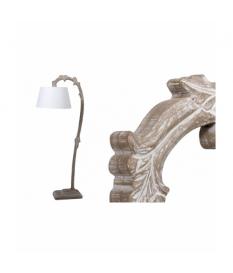 Lámpara de pie madera antique de 180 cm
