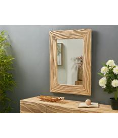 Espejo Mai madera de mango