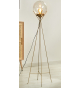 Lámpara de pie Velma 142 cm