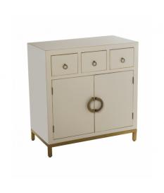 Mueble recibidor Xian blanco