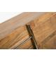 Aparador buffet madera acacia Damara de 202 cm