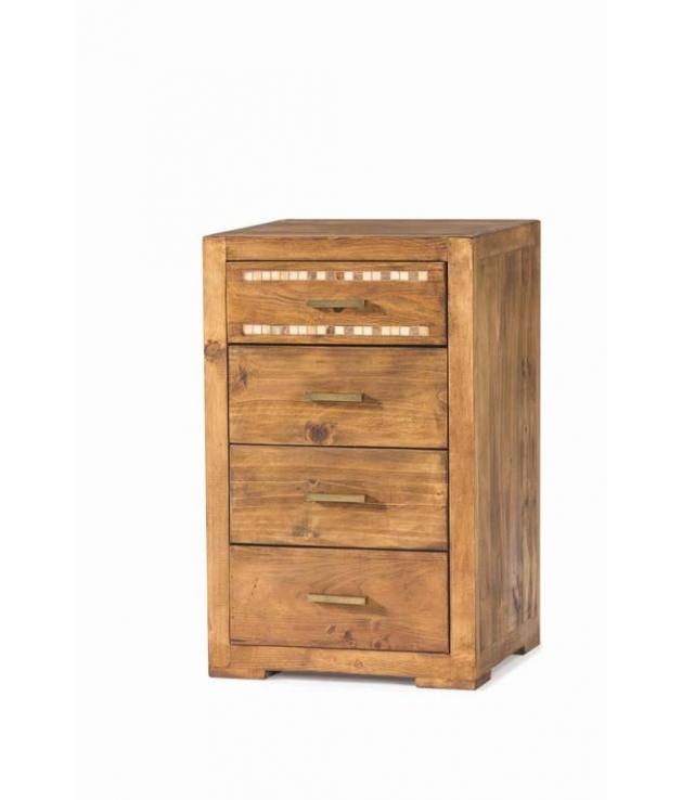 Comprar Mueble Auxiliar Estilo Rustico Madera Cuatro