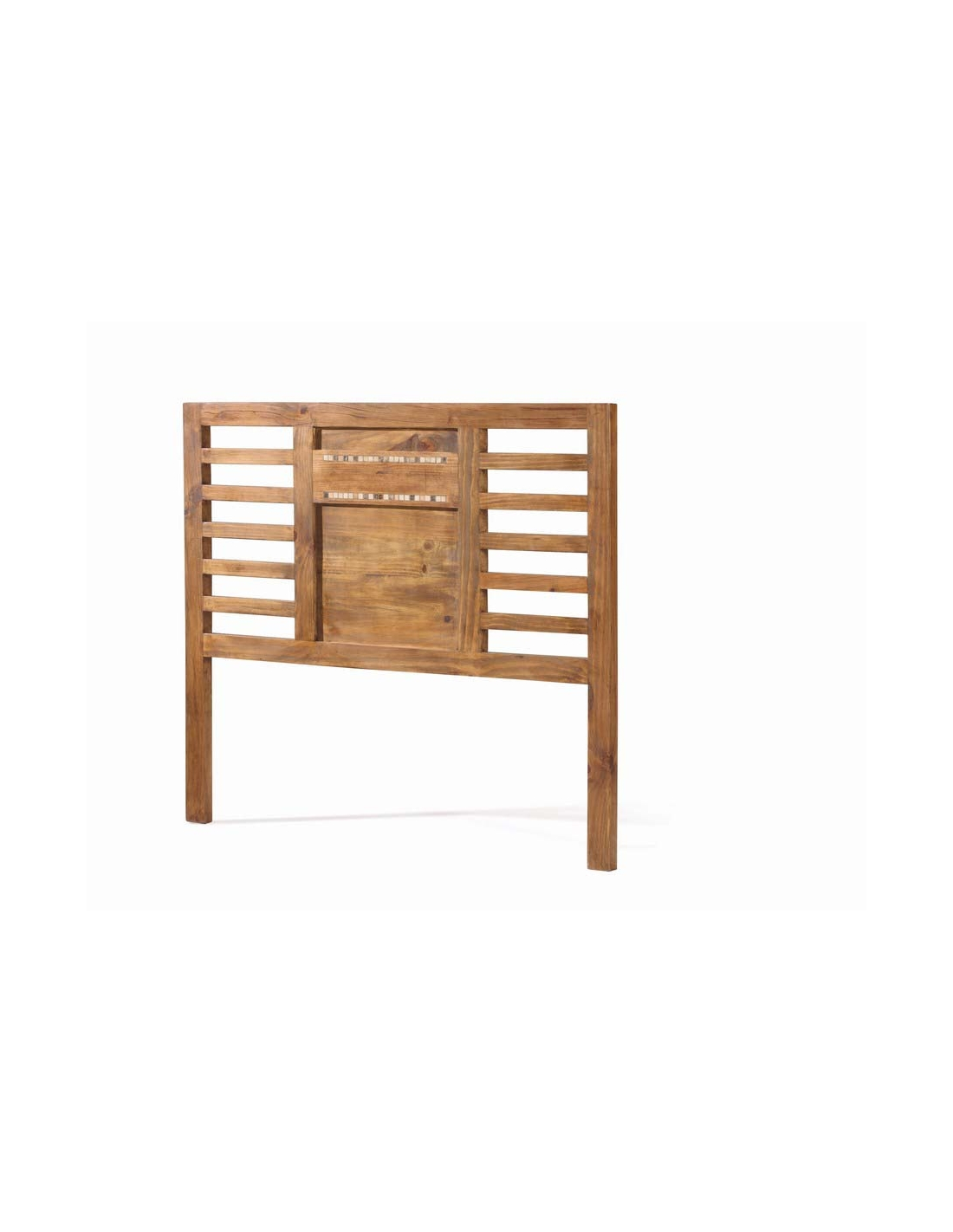 Comprar cabecero de madera en estilo rustico modular studio - Cabeceros rusticos de madera ...