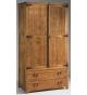 Armario rustico madera