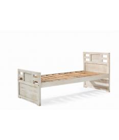 Cama madera rustica