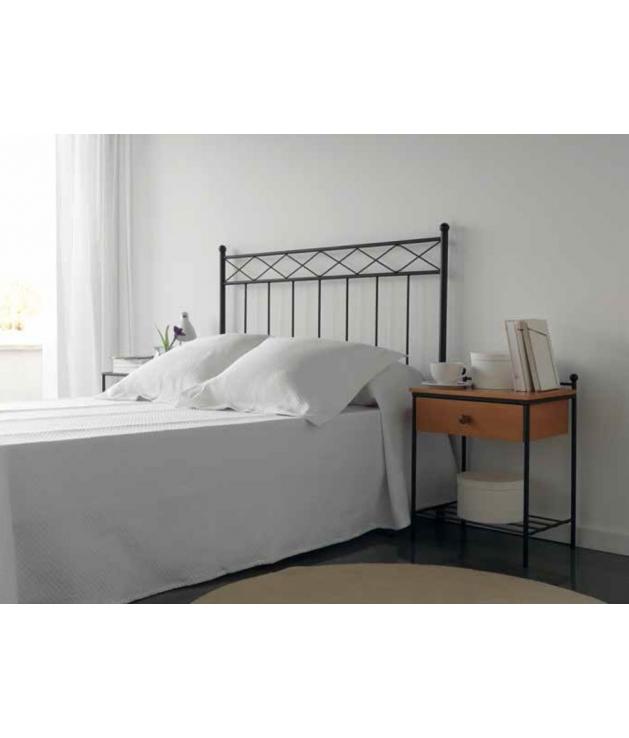 Comprar cabecero de forja cama de 90 cabecero barato y - Cabeceros de cama 105 ...