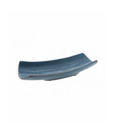 Centro cerámica 39x9x8 cm