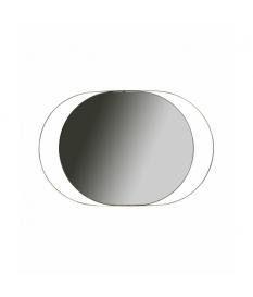 Espejo oval gold