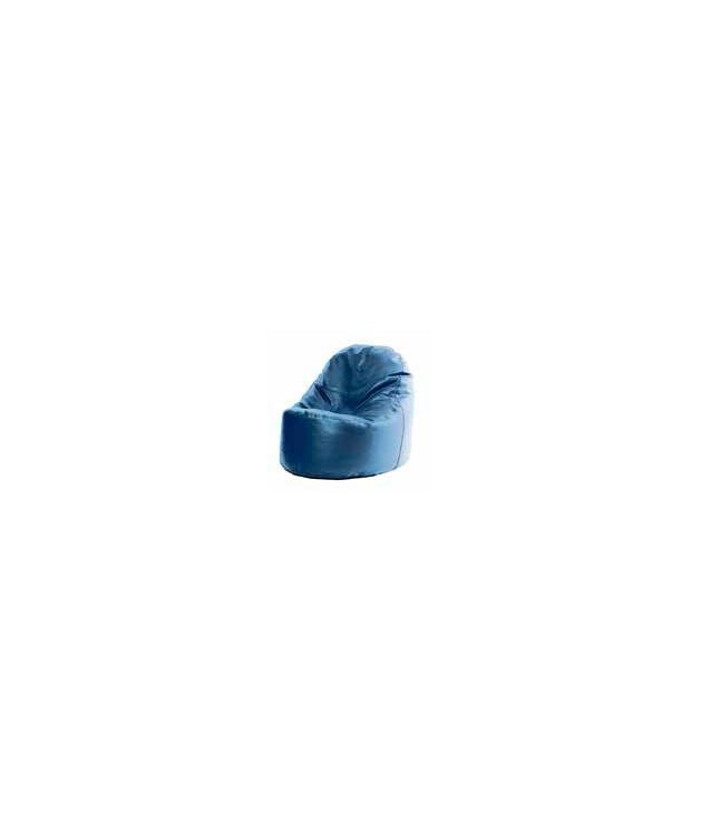 Puff modelo Ada polipiel de 75x100x85 cm.