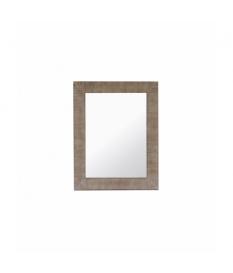 Espejo tallado Dakarai