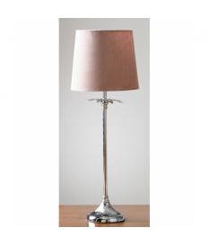 Lámpara de sobremesa Bahía p/rosa pálido