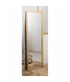 Espejo oro relieve