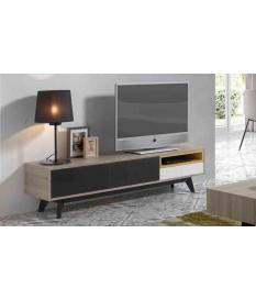 Mesa de TV modelo Moscú de 160 cm