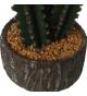 Cactus artificial acrílico 46 cm