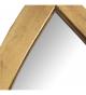 Espejo metal 50,5x68,5 cm