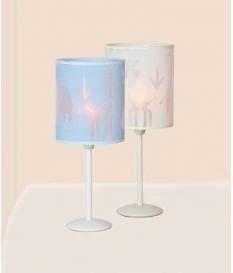 Lámpara de sobremesa infantil Zoo con pie
