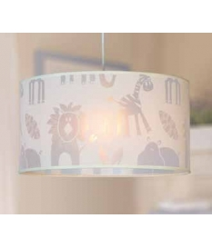 Lámpara de techo infantil Zoo