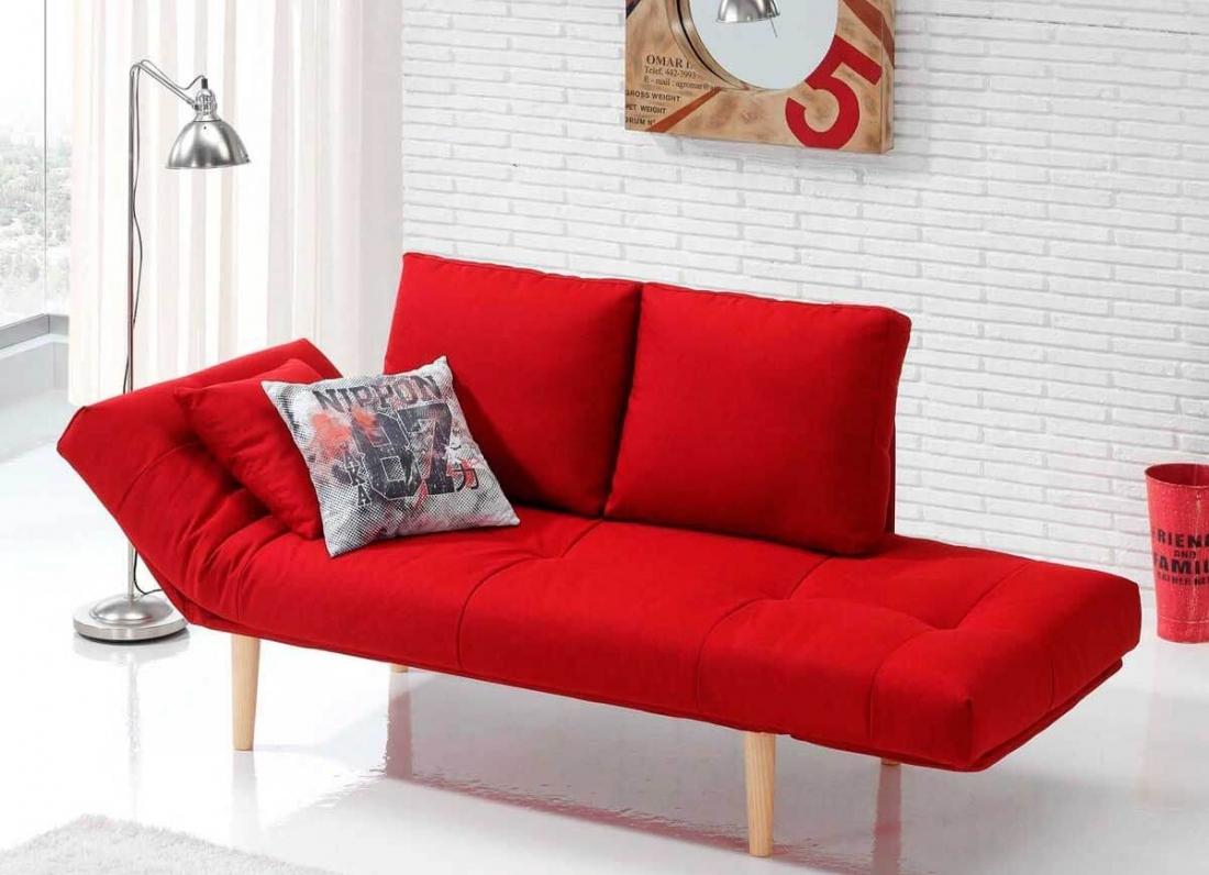 Añade el mejor sofá cama para tu habitación de invitados