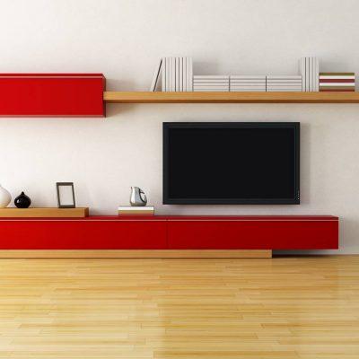 Cómo debe ser el mueble de tu TV