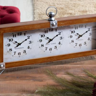 Estancias en las que debes decorar con relojes