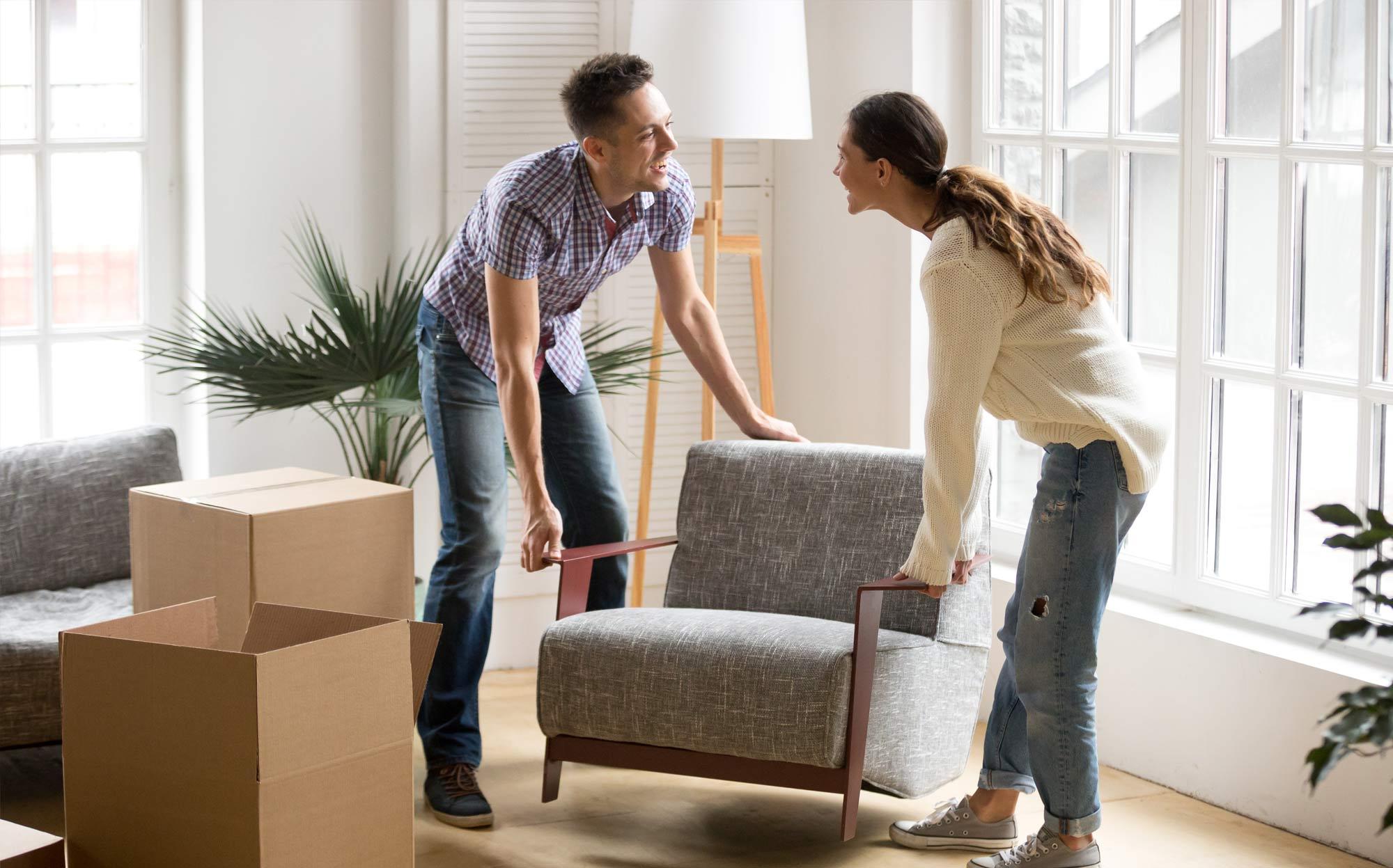 Regalar muebles, regalos para quedar bien siempre