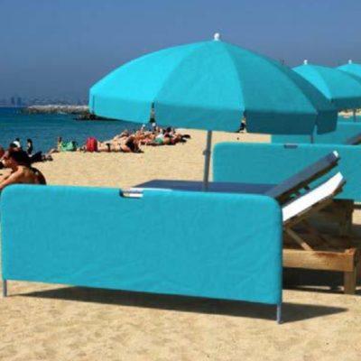 Separador para playa con funda de Kasas Decoración