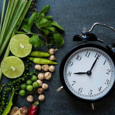 reloj cocina portada