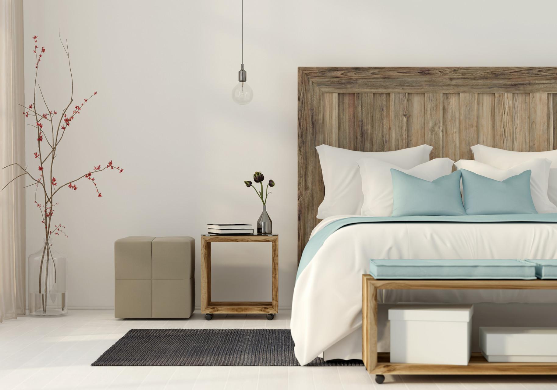 renovar la decoración del dormitorio
