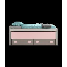 Compactos juveniles muebles compactos juveniles cama juvenil for Compactos juveniles