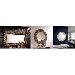 Espejos espejos decorativos espejos modernos espejos for Espejos decorativos economicos