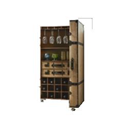 Botelleros y mueble bar baratos